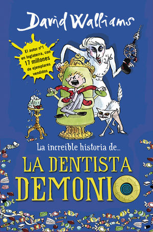LA DENTISTA DEMONIO DAVID WALLIAMS