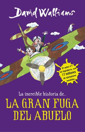 LA GRAN FUGA DEL ABUELO DAVID WALLIAMS