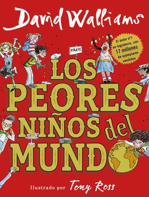 LOS PEORES NIÑOS DEL MUNDO DAVID WALLIAMS
