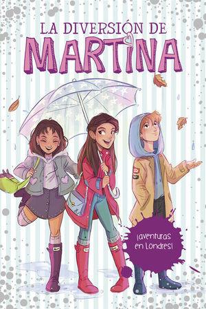 LA DIVERSION DE MARTINA 2 AVENTURAS EN LONDRES