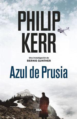BERNIE GUNTHER 12 AZUL DE PRUSIA