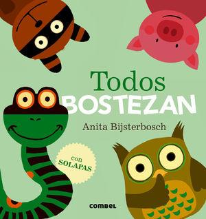 TODOS BOSTEZAN ANITA BIJSTERBOSCH