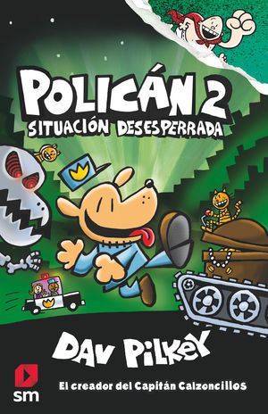 POLICAN 2 SITUACION DESEPERRADA DAV PILKEY