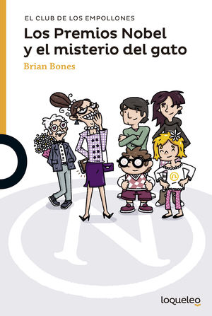 LOS PREMIOS NOBEL Y EL MISTERIO DEL GATO