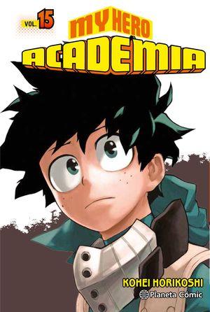MY HERO ACADEMIA Nº15