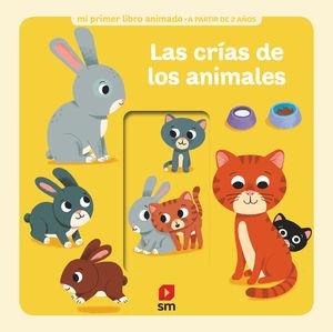 LAS CRÍAS DE LOS ANIMALES