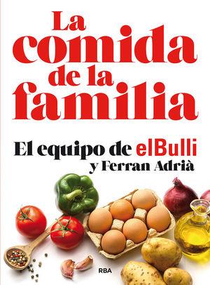 LA COMIDA DE LA FAMILIA (N. EDICIÓN)