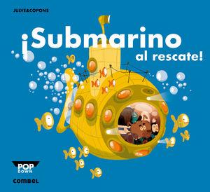 SUBMARINO AL RESCATE POP DOWN JULVEYCOPONS