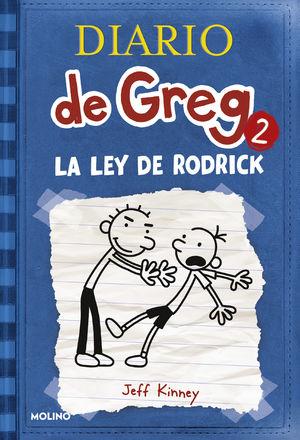 DIARIO DE GREG 2 LEY DE RODRICK