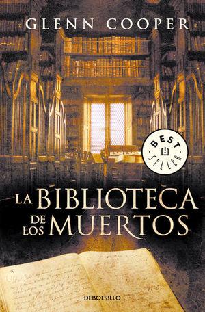 LA BIBLIOTECA DE LOS MUERTOS  GLENN COOPER