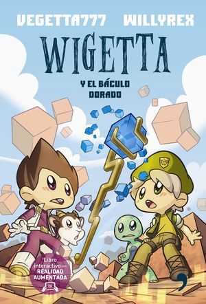WIGETTA Y EL BACULO DORADO VEGETTA777/WILLYREX