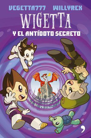 WIGETTA Y EL ANTIDO SECRETO
