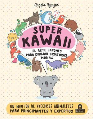 SUPER KAWAII EL ARTE JAPONES PARA DIBUJAR CRIATURA