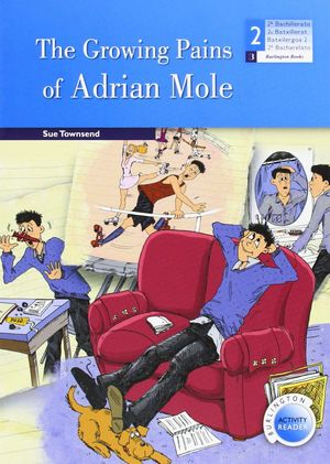 GROWING PAINS OF ADRIAN MOLE,THE 2ºNB ACTIVITE REA